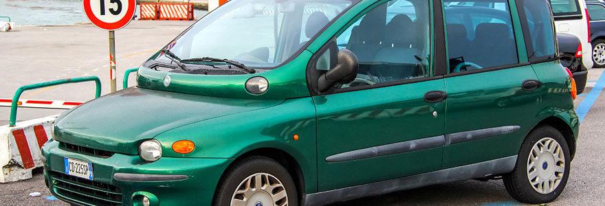 voiture Fiat Multipla